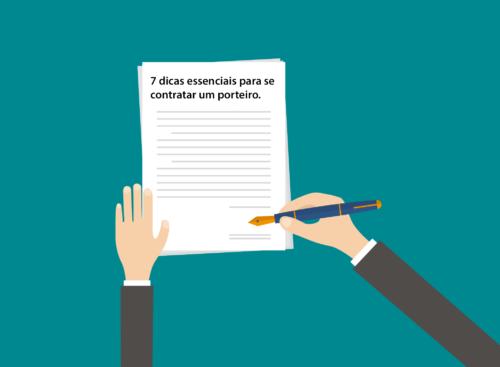7 dicas essenciais para se contratar um porteiro