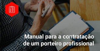 Manual para a contratação de um porteiro profissional