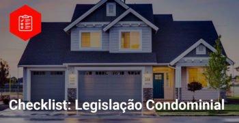 Checklist: Legislação Condominial