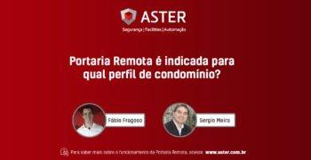 Entrevista Rádio SAT - Portaria Remota é indicada para qual perfil de condomínio