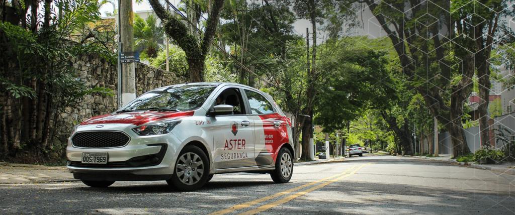 A ASTER tem serviços que ajudam a tornar o seu bairro mais seguro