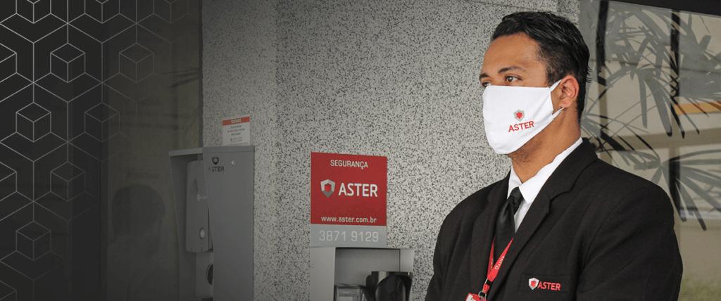 ASTER adota tecnologia para verificação de antecedentes